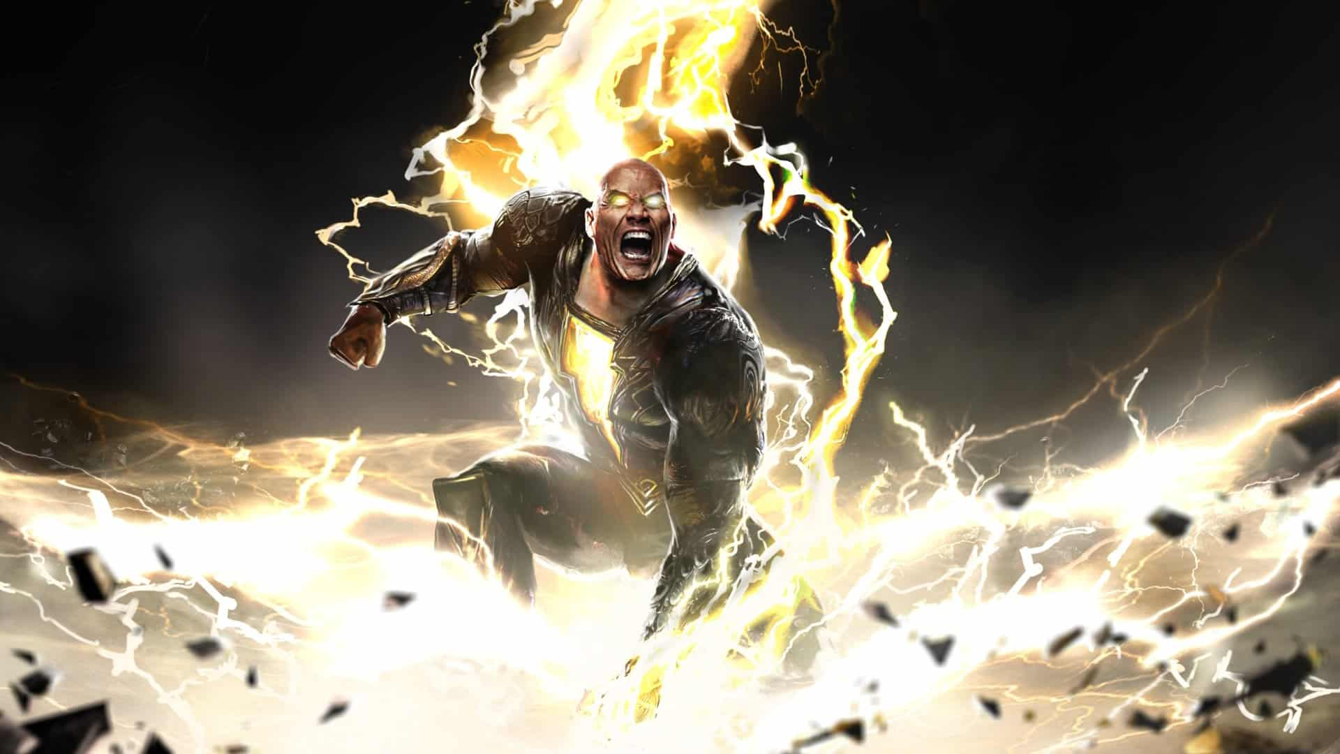 Dwayne Johnson annuncia la data di uscita di Black Adam con un video epico!