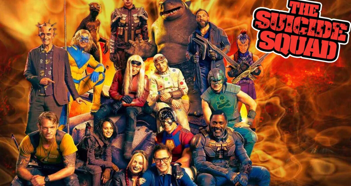 La  nuova Suicide Squad di James Gunn (Trailer)