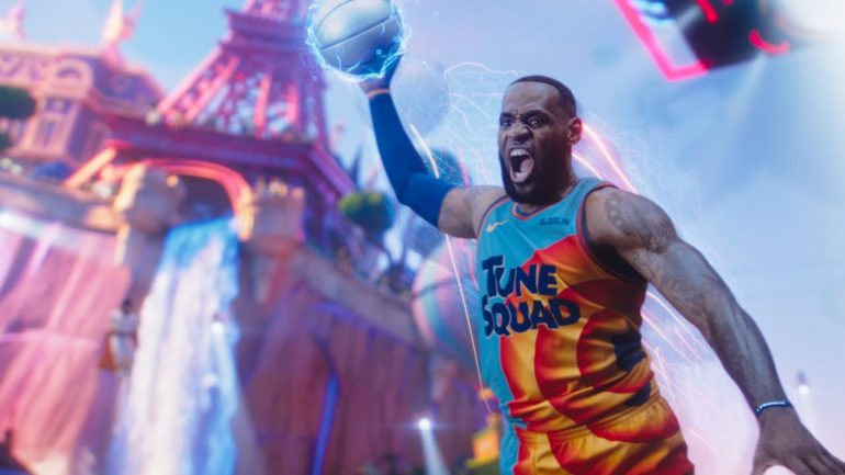 BOMBA: primo trailer italiano di Space Jam 2: A New Legacy