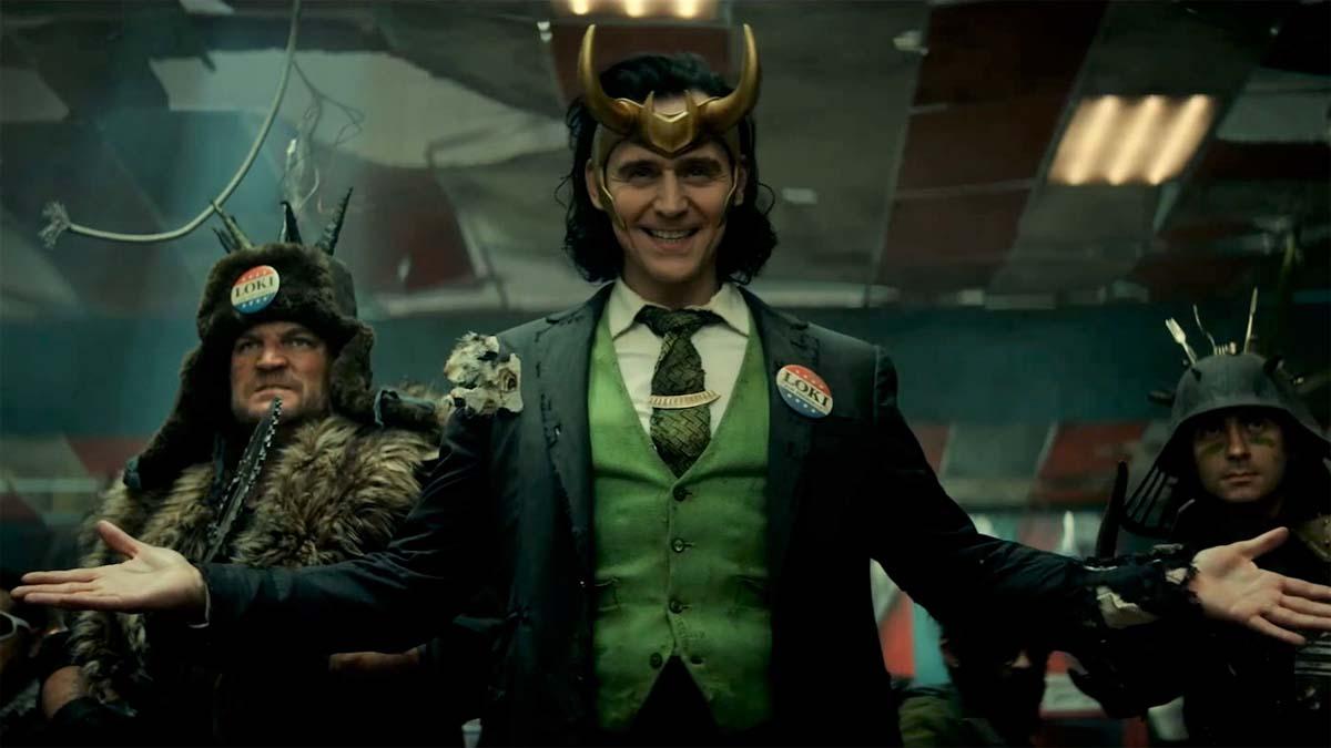 Primo trailer ufficiale della serie Marvel su Loki