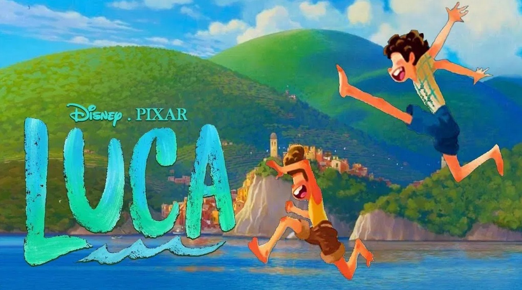 """Trailer ufficiale di """"Luca"""" della Pixar"""