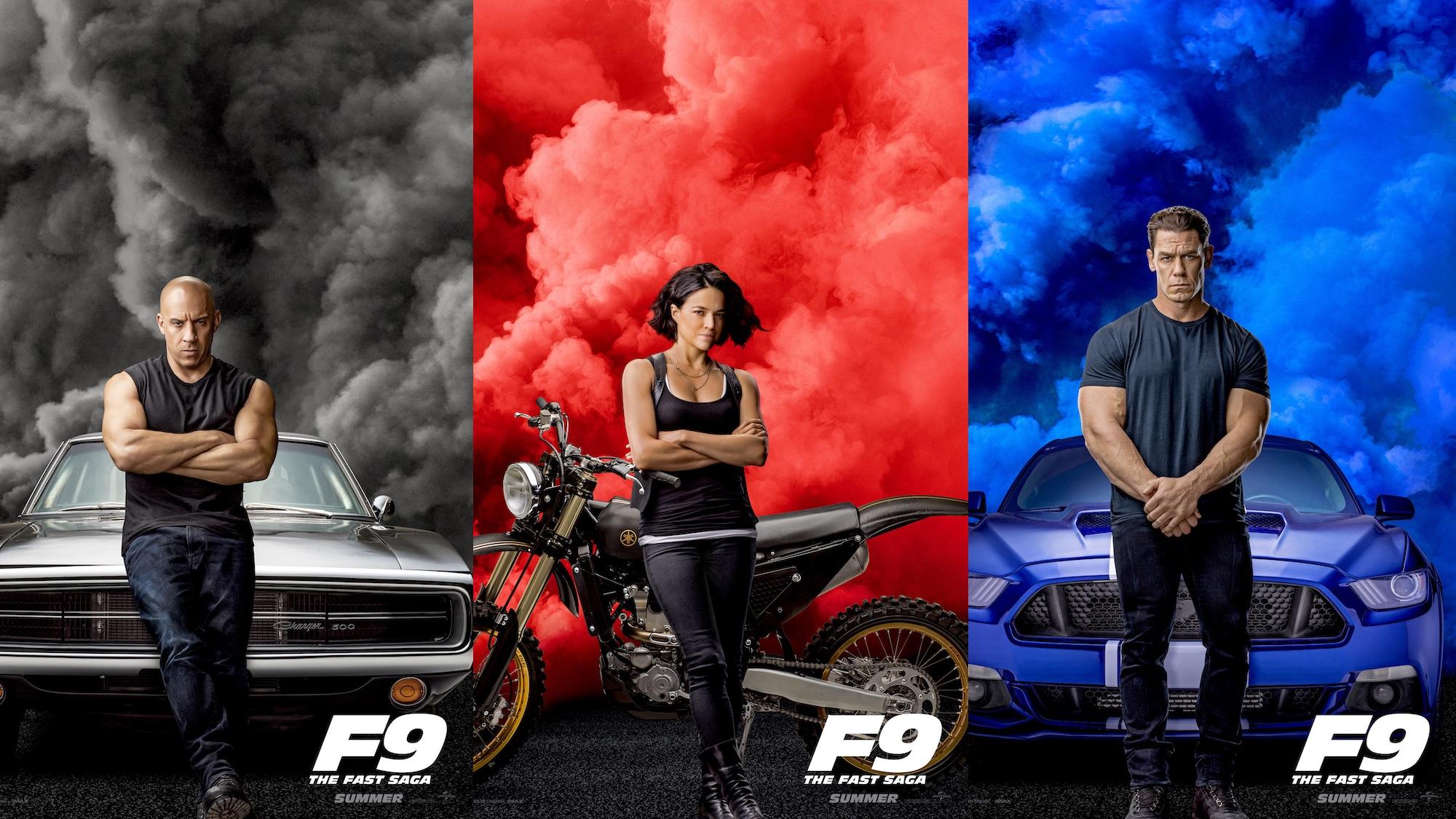 Fast & Furious 9: anche le auto fanno i provini