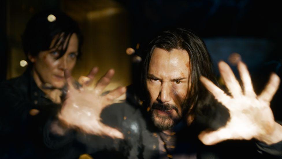Matrix Resurrections: il TRAILER del quarto capitolo!